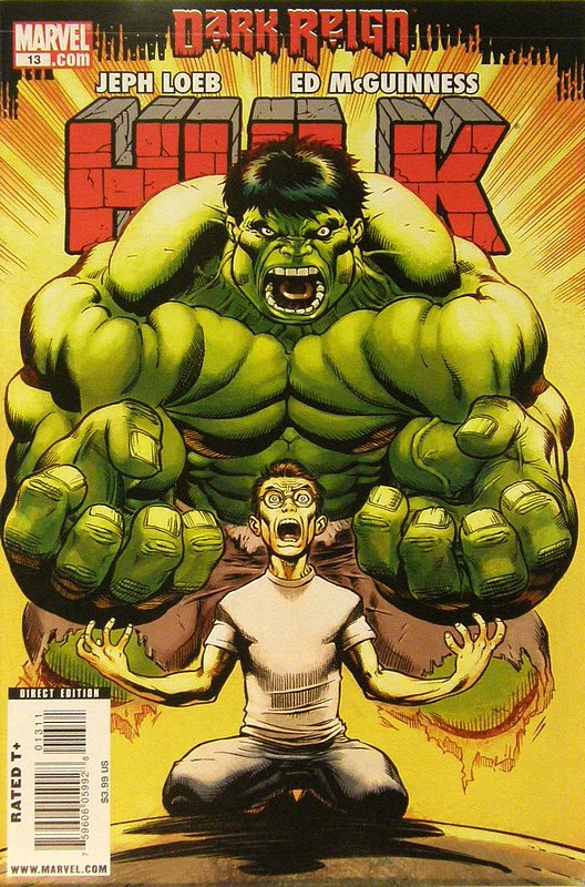 Cover of Hulk (Red) #13. One of 250,000 Vintage American Comics on sale from Krypton!
