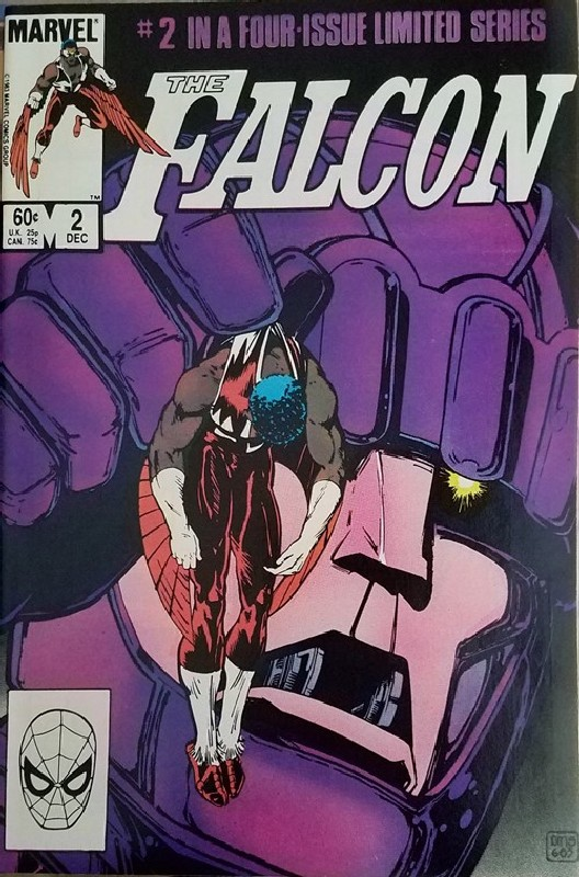 Cover of Falcon (1983 Ltd) #2. One of 250,000 Vintage American Comics on sale from Krypton!