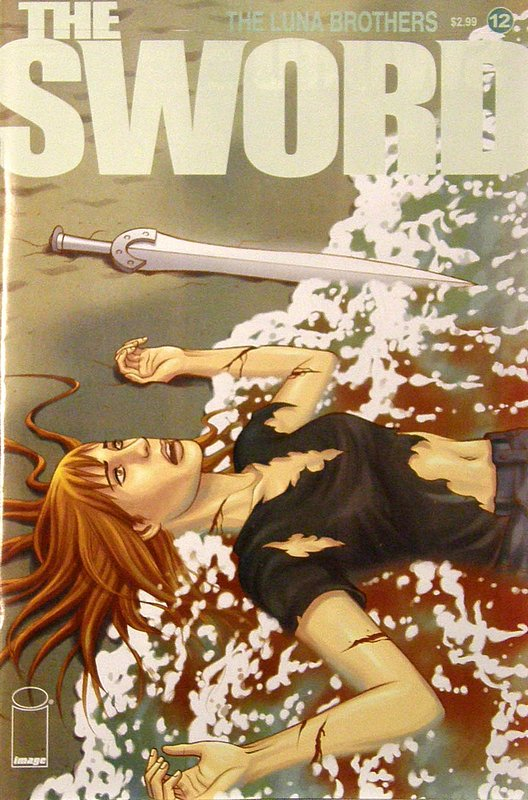 Cover of Sword, (Vol 1) The #12. One of 250,000 Vintage American Comics on sale from Krypton!