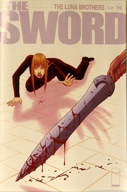 Cover of Sword, (Vol 1) The #14. One of 250,000 Vintage American Comics on sale from Krypton!