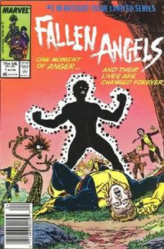 Cover of Fallen Angels (1987 Ltd) #1. One of 250,000 Vintage American Comics on sale from Krypton!