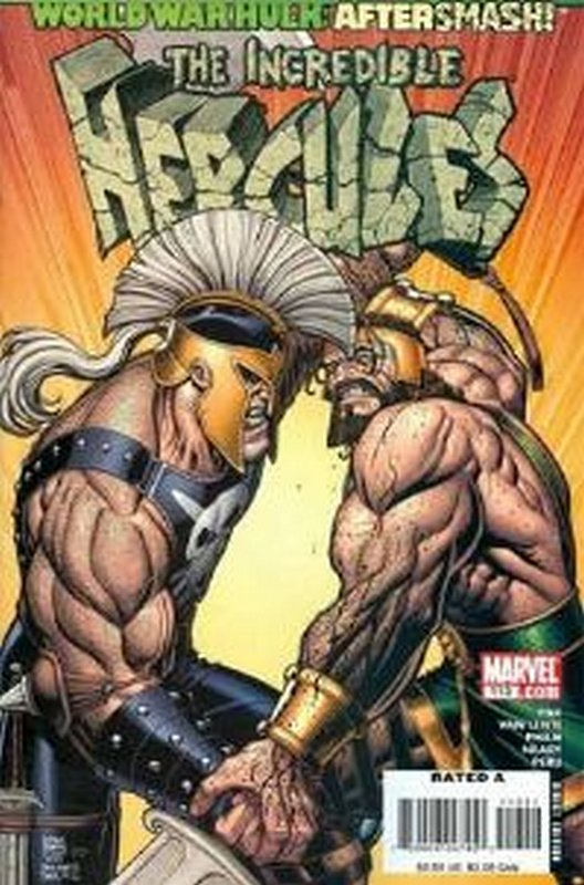 Cover of Incredible Hercules #113. One of 250,000 Vintage American Comics on sale from Krypton!
