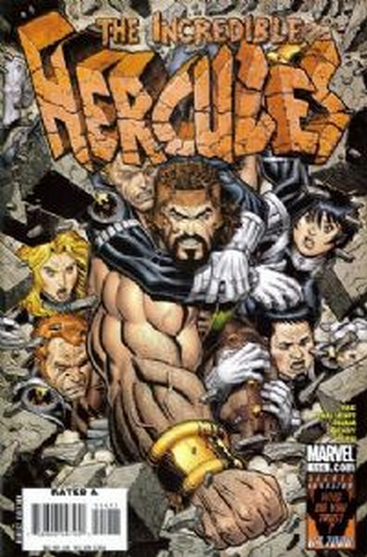 Cover of Incredible Hercules #114. One of 250,000 Vintage American Comics on sale from Krypton!
