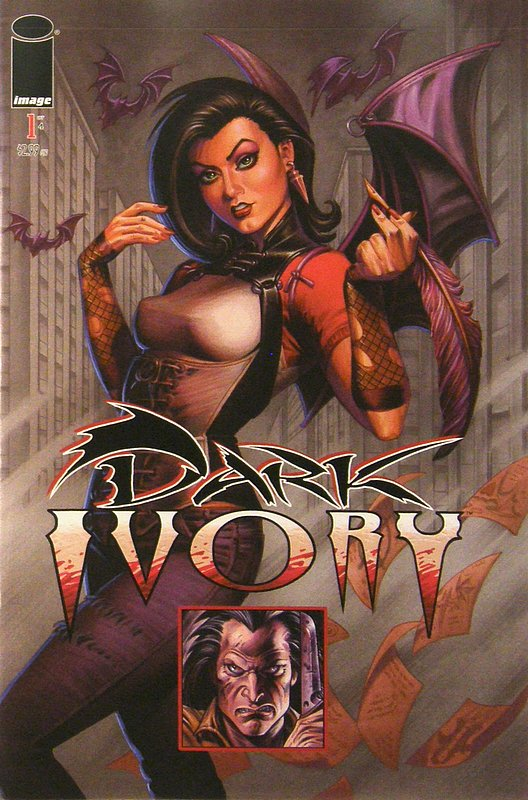 Cover of Dark Ivory (2008 Ltd) #1. One of 250,000 Vintage American Comics on sale from Krypton!