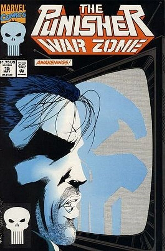 Cover of Punisher War Zone (Vol 1) #15. One of 250,000 Vintage American Comics on sale from Krypton!