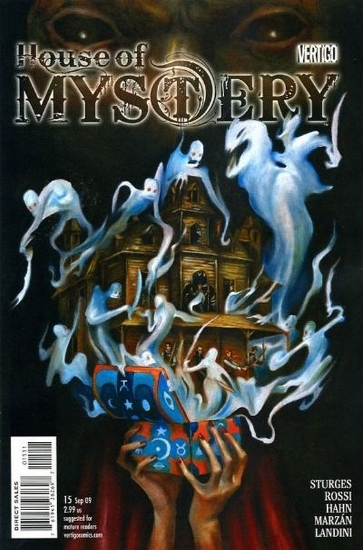 Cover of House of Mystery (Vol 2) #15. One of 250,000 Vintage American Comics on sale from Krypton!