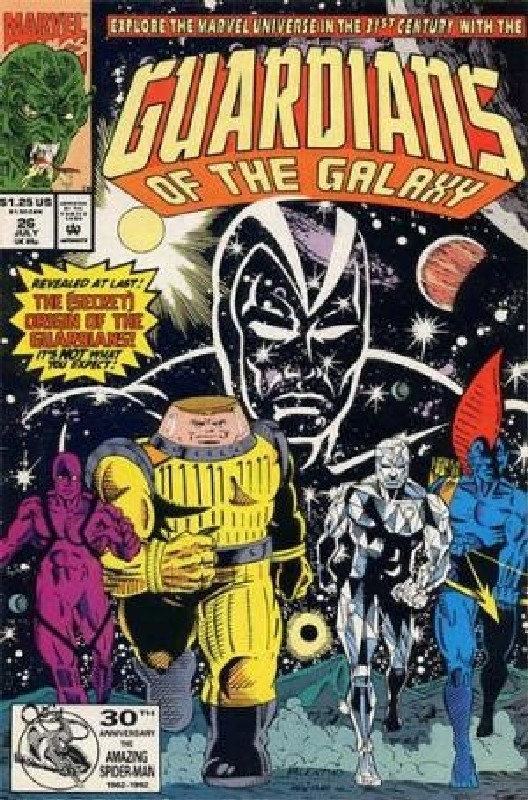 Cover of Guardians of the Galaxy (Vol 1) #26. One of 250,000 Vintage American Comics on sale from Krypton!