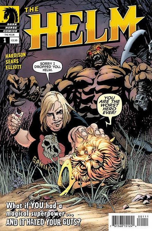 Cover of Helm (2008 Ltd) #1. One of 250,000 Vintage American Comics on sale from Krypton!