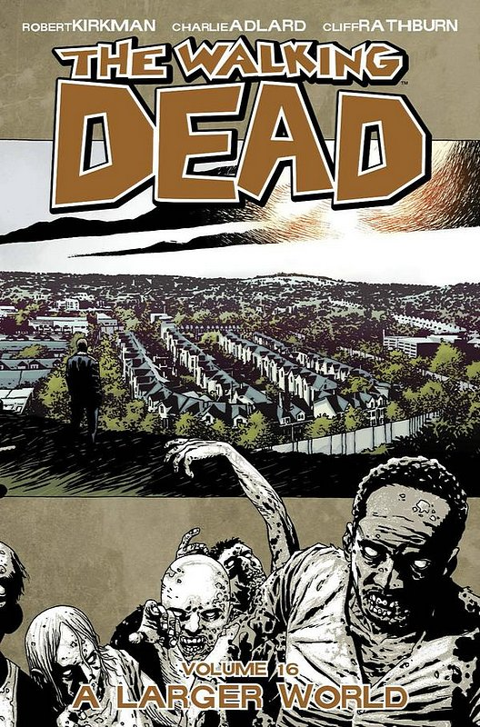 Cover of Walking Dead (GN) (Softback) #16. One of 250,000 Vintage American Comics on sale from Krypton!