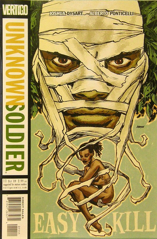 Cover of Unknown Soldier (Vol 2) #11. One of 250,000 Vintage American Comics on sale from Krypton!