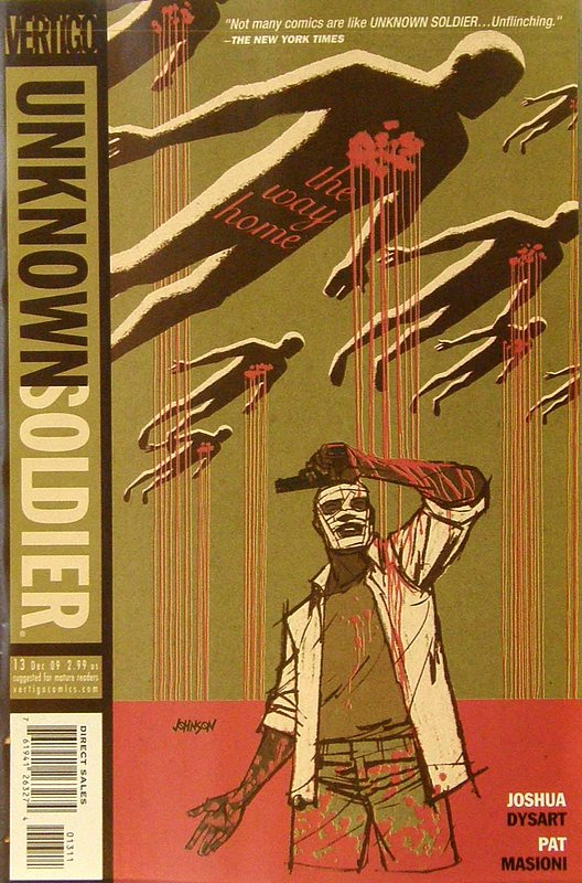 Cover of Unknown Soldier (Vol 2) #13. One of 250,000 Vintage American Comics on sale from Krypton!
