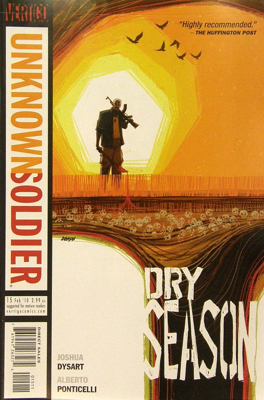 Cover of Unknown Soldier (Vol 2) #15. One of 250,000 Vintage American Comics on sale from Krypton!