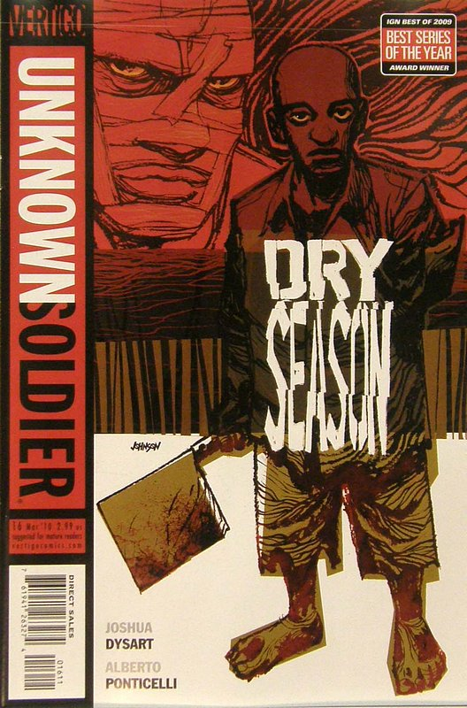 Cover of Unknown Soldier (Vol 2) #16. One of 250,000 Vintage American Comics on sale from Krypton!