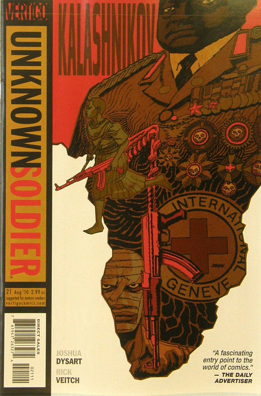 Cover of Unknown Soldier (Vol 2) #21. One of 250,000 Vintage American Comics on sale from Krypton!