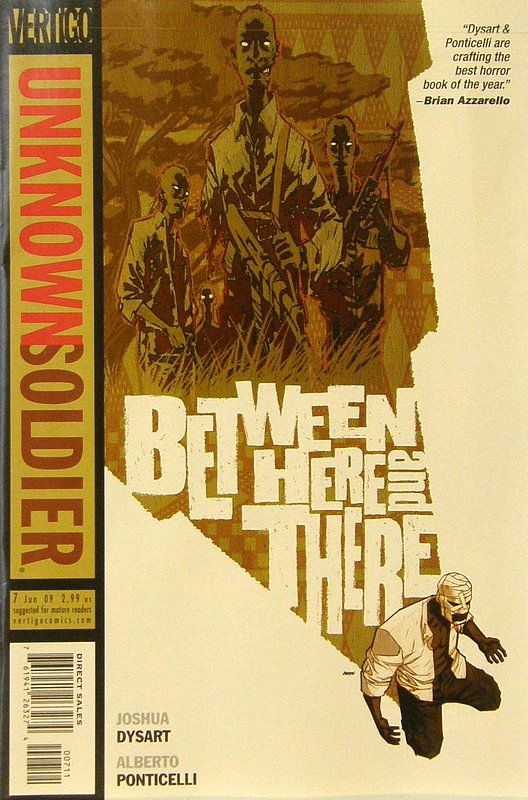 Cover of Unknown Soldier (Vol 2) #7. One of 250,000 Vintage American Comics on sale from Krypton!