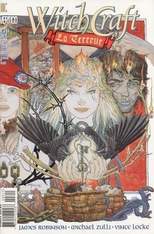 Cover of Witchcraft La Terreur (1998 Ltd) #3. One of 250,000 Vintage American Comics on sale from Krypton!