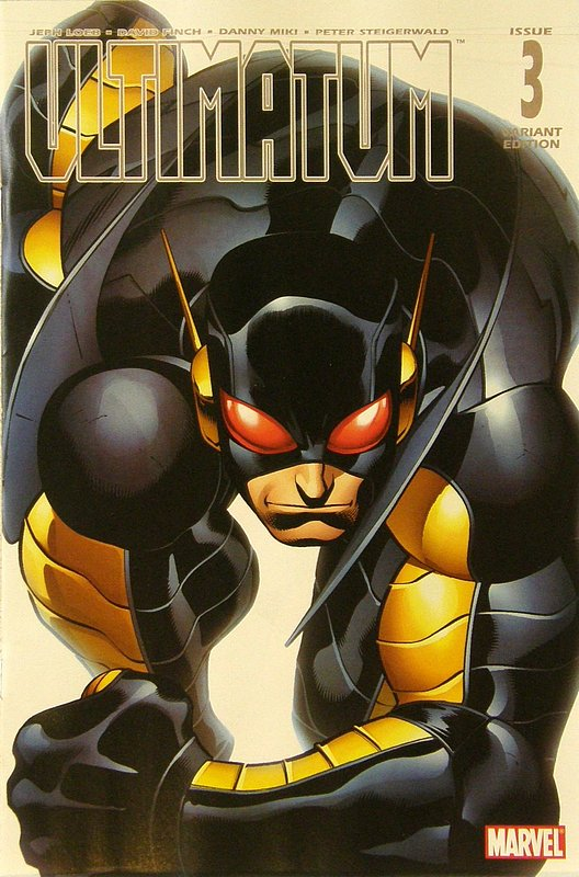 Cover of Ultimatum (2008 Ltd) #3. One of 250,000 Vintage American Comics on sale from Krypton!