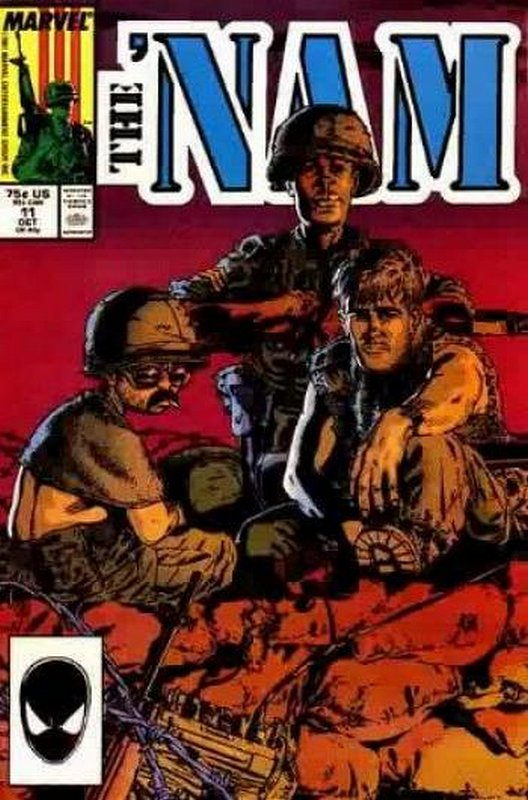 Cover of Nam (Vol 1)The #11. One of 250,000 Vintage American Comics on sale from Krypton!