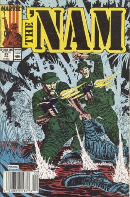 Cover of Nam (Vol 1)The #27. One of 250,000 Vintage American Comics on sale from Krypton!