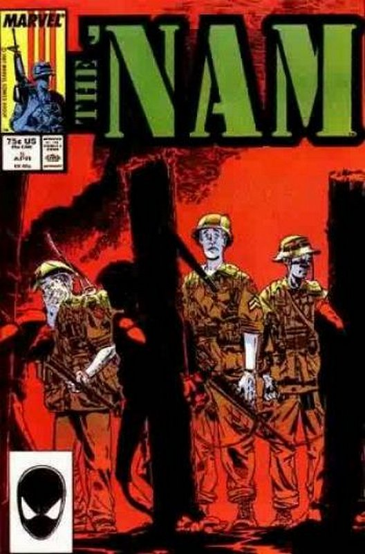 Cover of Nam (Vol 1)The #5. One of 250,000 Vintage American Comics on sale from Krypton!