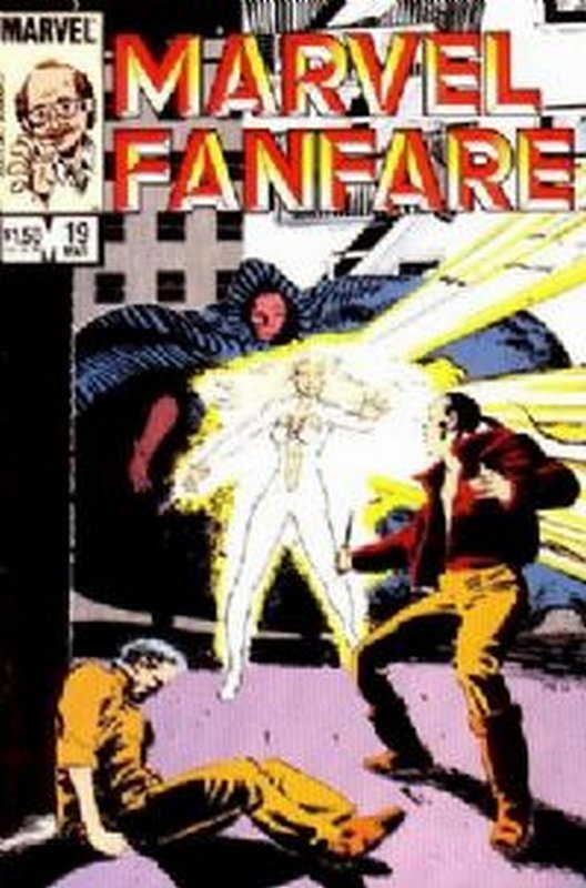 Cover of Marvel Fanfare (Vol 1) #19. One of 250,000 Vintage American Comics on sale from Krypton!