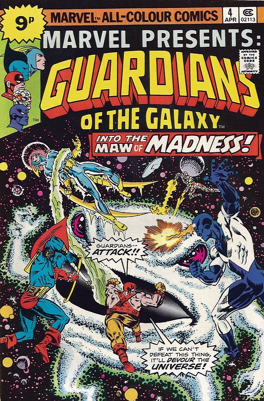 Cover of Marvel Presents (Vol 1) #4. One of 250,000 Vintage American Comics on sale from Krypton!