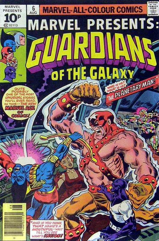 Cover of Marvel Presents (Vol 1) #6. One of 250,000 Vintage American Comics on sale from Krypton!