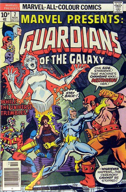 Cover of Marvel Presents (Vol 1) #7. One of 250,000 Vintage American Comics on sale from Krypton!