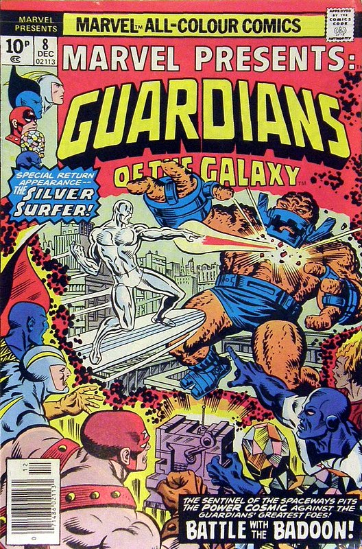 Cover of Marvel Presents (Vol 1) #8. One of 250,000 Vintage American Comics on sale from Krypton!