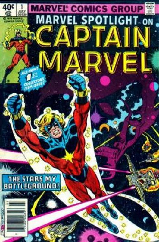 Cover of Marvel Spotlight (Vol 2) #1. One of 250,000 Vintage American Comics on sale from Krypton!