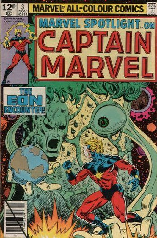 Cover of Marvel Spotlight (Vol 2) #3. One of 250,000 Vintage American Comics on sale from Krypton!