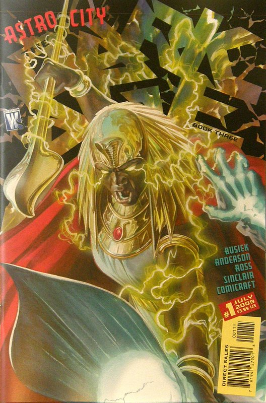 Cover of Astro City: Dark Age (Vol 3) #1. One of 250,000 Vintage American Comics on sale from Krypton!
