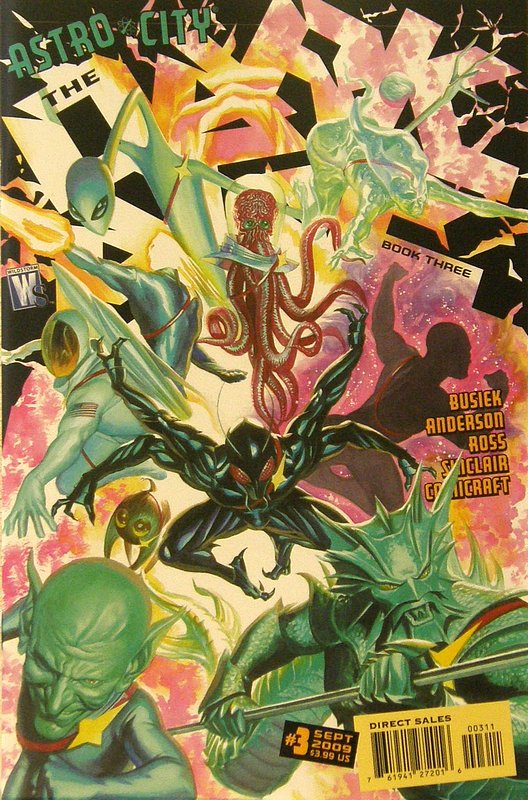 Cover of Astro City: Dark Age (Vol 3) #3. One of 250,000 Vintage American Comics on sale from Krypton!