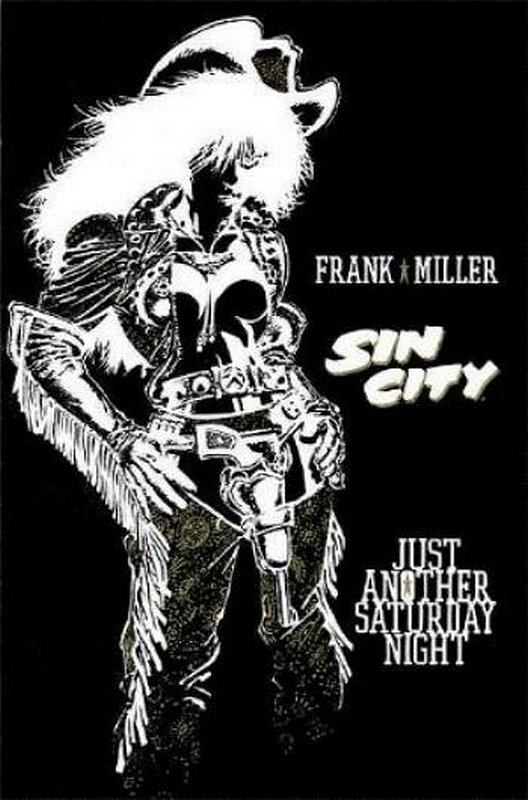 Cover of Sin City: Just Another Saturday Night #1. One of 250,000 Vintage American Comics on sale from Krypton!