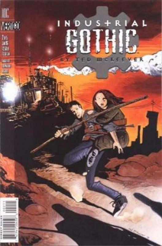 Cover of Industrial Gothic (1995 Ltd) #2. One of 250,000 Vintage American Comics on sale from Krypton!