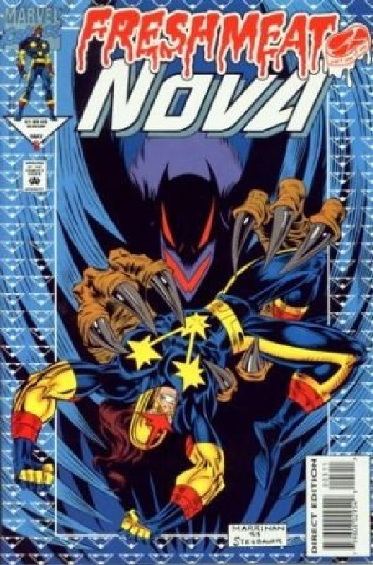 Cover of Nova (Vol 2) #5. One of 250,000 Vintage American Comics on sale from Krypton!