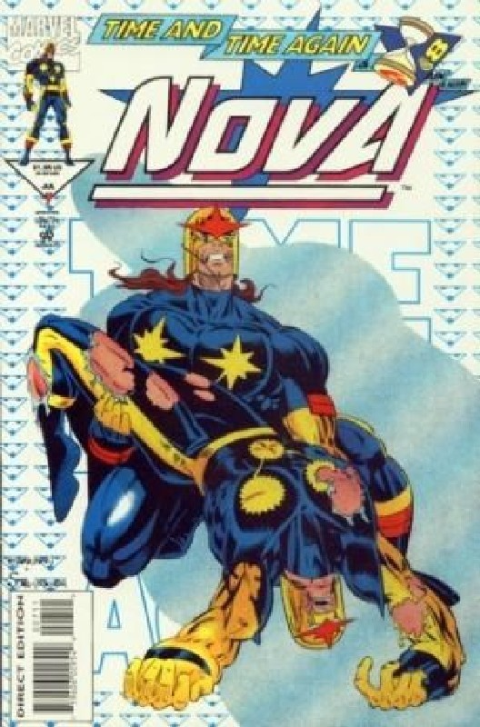 Cover of Nova (Vol 2) #7. One of 250,000 Vintage American Comics on sale from Krypton!