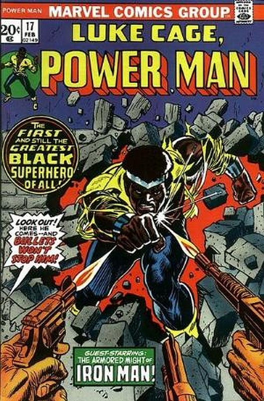 Cover of Powerman & Iron Fist (Vol 1) #17. One of 250,000 Vintage American Comics on sale from Krypton!