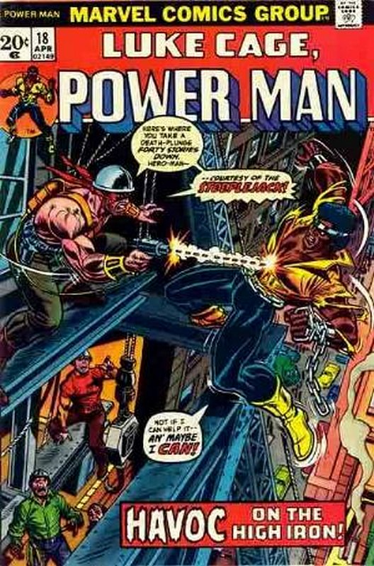 Cover of Powerman & Iron Fist (Vol 1) #18. One of 250,000 Vintage American Comics on sale from Krypton!