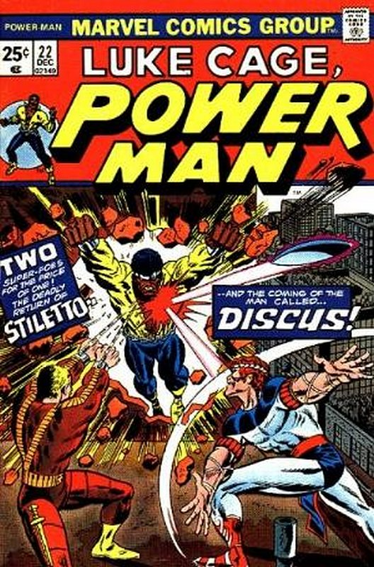 Cover of Powerman & Iron Fist (Vol 1) #22. One of 250,000 Vintage American Comics on sale from Krypton!