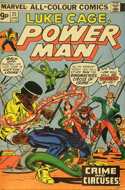 Cover of Powerman & Iron Fist (Vol 1) #25. One of 250,000 Vintage American Comics on sale from Krypton!