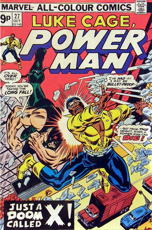 Cover of Powerman & Iron Fist (Vol 1) #27. One of 250,000 Vintage American Comics on sale from Krypton!