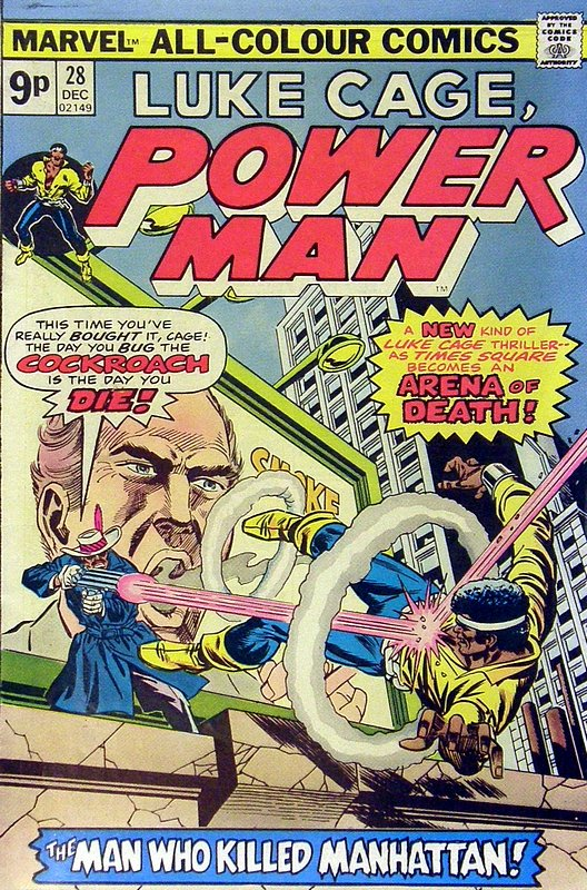 Cover of Powerman & Iron Fist (Vol 1) #28. One of 250,000 Vintage American Comics on sale from Krypton!