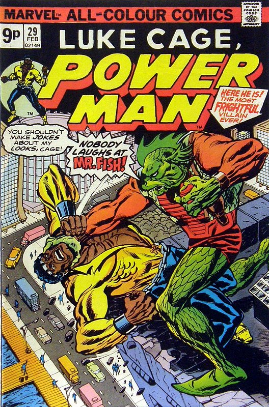 Cover of Powerman & Iron Fist (Vol 1) #29. One of 250,000 Vintage American Comics on sale from Krypton!
