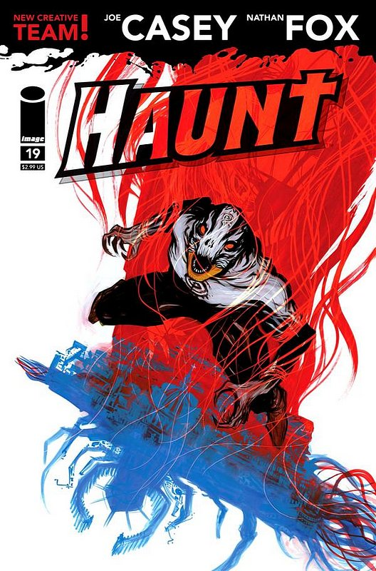 Cover of Haunt (Vol 1) #19. One of 250,000 Vintage American Comics on sale from Krypton!