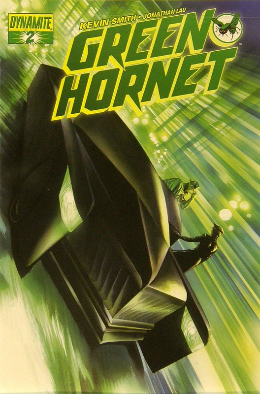 Cover of Green Hornet (Dynamite) (Vol 1) #2. One of 250,000 Vintage American Comics on sale from Krypton!