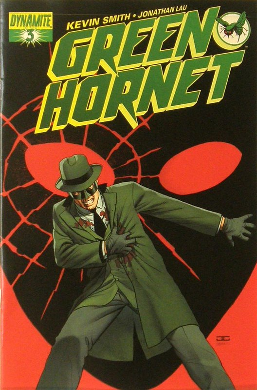 Cover of Green Hornet (Dynamite) (Vol 1) #3. One of 250,000 Vintage American Comics on sale from Krypton!