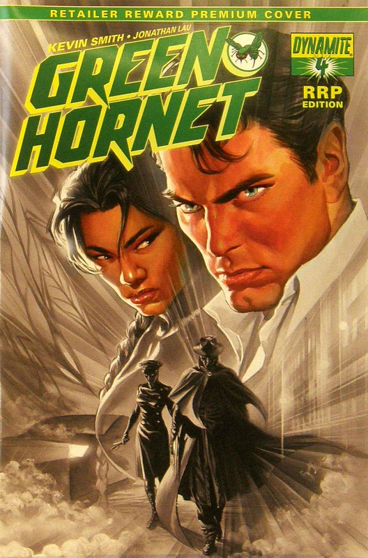 Cover of Green Hornet (Dynamite) (Vol 1) #4. One of 250,000 Vintage American Comics on sale from Krypton!