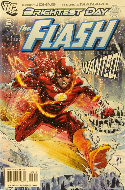Cover of Flash (Vol 5) #2. One of 250,000 Vintage American Comics on sale from Krypton!