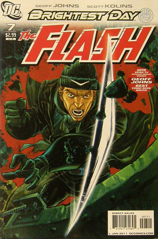 Cover of Flash (Vol 5) #7. One of 250,000 Vintage American Comics on sale from Krypton!
